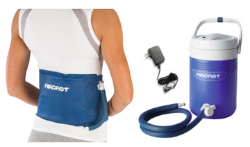Aircast Cyro Cuff IC Spine - My Cold Therapy
