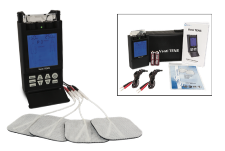 Venti TENS Digital Pain Relief System - My Cold Therapy