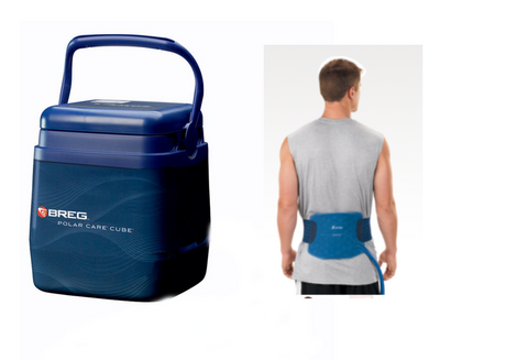 Breg Polar Care Cube Back