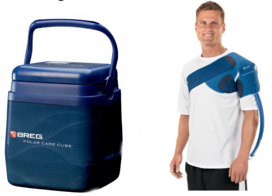 Breg Polar Care Cube Shoulder - My Cold Therapy