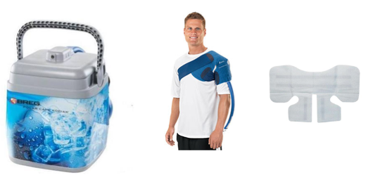 Breg Polar Care Kodiak Shoulder Combo - My Cold Therapy