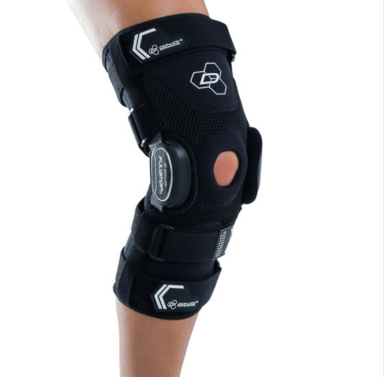 Purchase the DonJoy Performance Bionic Fullstop Knee Brace in 4 sizes for a customized fit
