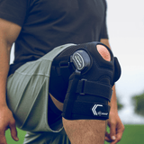 The DonJoy Performance Bionic Fullstop Knee Brace is our most popular knee brace for sports knee injury rehab.