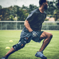 Many athletes prefer the DonJoy Performance Bionic Fullstop Knee Brace for it's superior fit, durability and injury prevention technology.