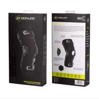 DonJoy Performance Bionic Fullstop Knee Brace box front and back
