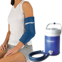 Aircast Cryo Cuff IC Cooler w/ Elbow Pad - My Cold Therapy
