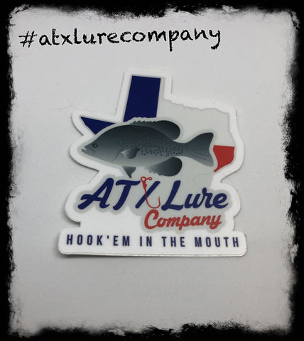 ATX Decals - ATX Lure Company