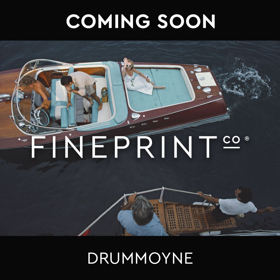 FINEPRINT co Drummoyne brings exclusive fine art prints to Sydney