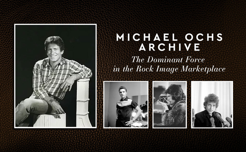 Michael Ochs Archive from Getty Images. Only at FINEPRINT co