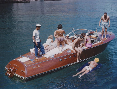 Holiday In Capri-Slim Aarons-Fine art print from FINEPRINT co