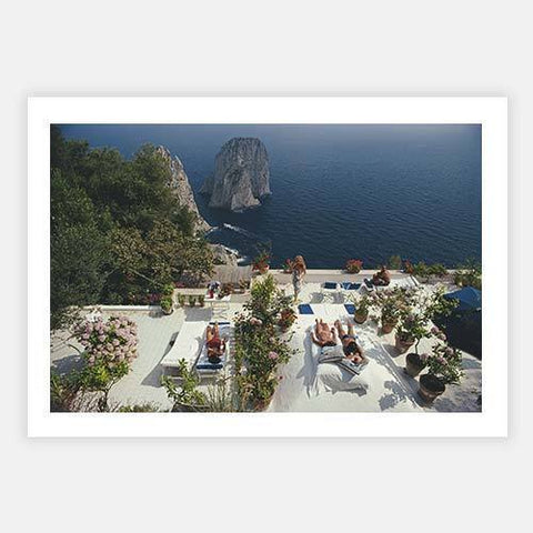 Il Canille-Slim Aarons-Fine art print from FINEPRINT co