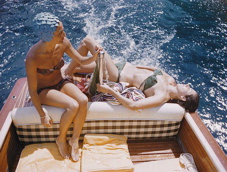 Vuccino And Rava-Slim Aarons-Fine art print from FINEPRINT co
