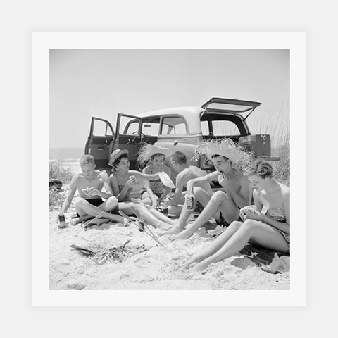 Spring Break by Slim Aarons - FINEPRINT co