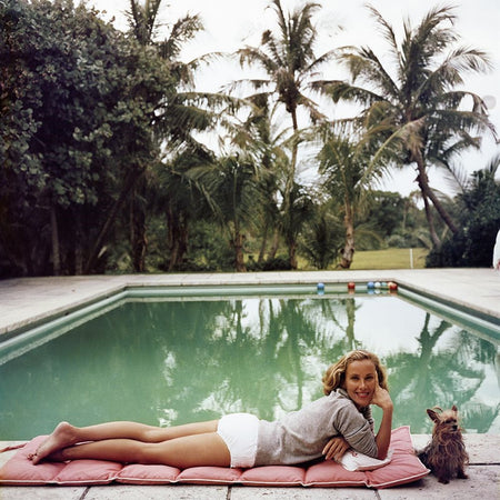 Having A Topping Time-Slim Aarons-Fine art print from FINEPRINT co