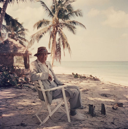 Poet's Paradise-Slim Aarons-Fine art print from FINEPRINT co