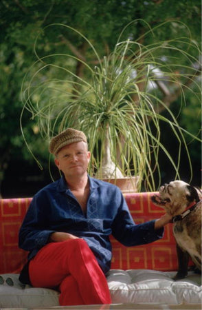 Truman Capote by Slim Aarons - FINEPRINT co