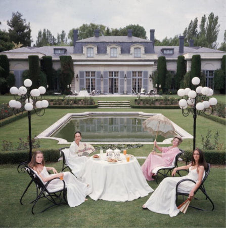 The Romanones by Slim Aarons - FINEPRINT co