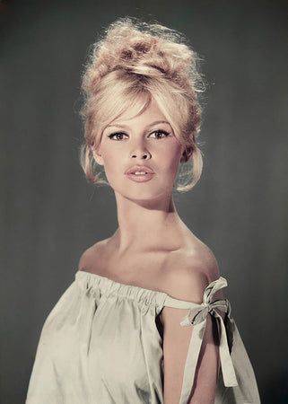 Pouting Bardot