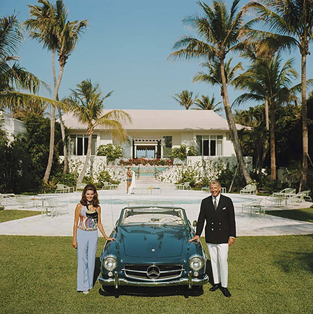 The Fullers by Slim Aarons - FINEPRINT co