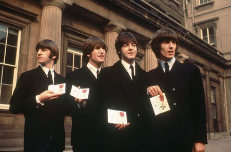 Beatles At Palace