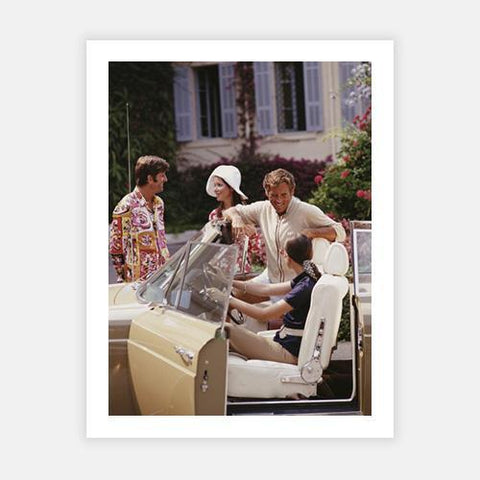 French Holiday by Slim Aarons - FINEPRINT co