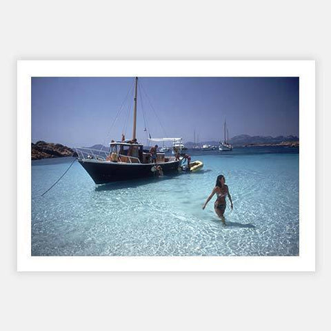 Yachting Trip by Slim Aarons - FINEPRINT co