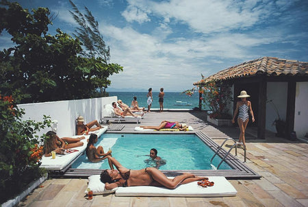 Buzios by Slim Aarons - FINEPRINT co