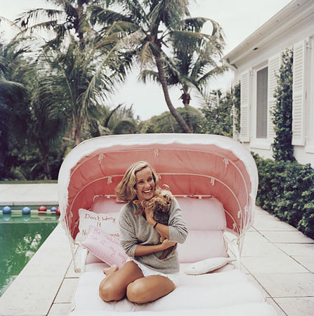 Alice Topping-Slim Aarons-Fine art print from FINEPRINT co