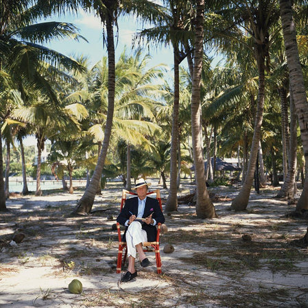 Abaco Islander by Slim Aarons - FINEPRINT co
