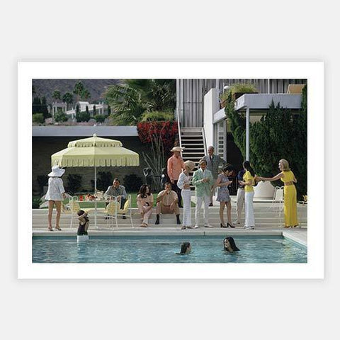 Kaufmann Desert House by Slim Aarons - FINEPRINT co