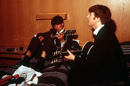 The Beatles Rehearse
