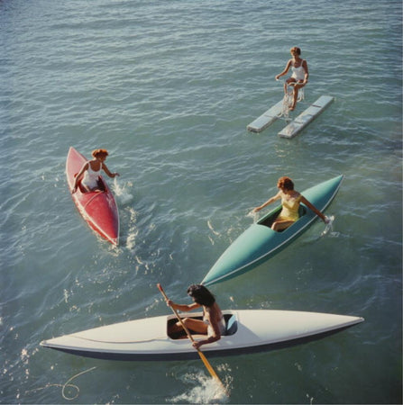 Lake Tahoe Trip by Slim Aarons - FINEPRINT co