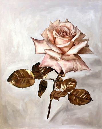 Golden Rose-Artist Editions-Fine art print from FINEPRINT co