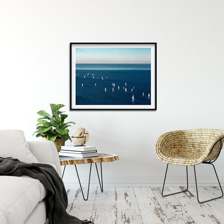 Port Phillip Bay-Photographic Editions-Fine art print from FINEPRINT co