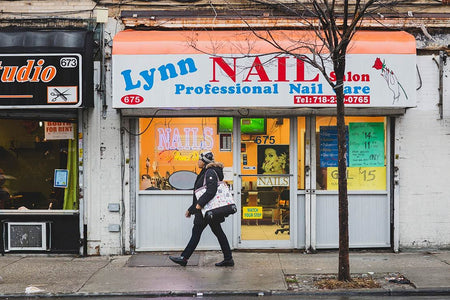 Lynn Nail Salon by Sean and Kat - FINEPRINT co