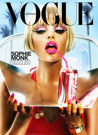 January 2004 Vogue Cover-Vogue Print Collection-Fine art print from FINEPRINT co