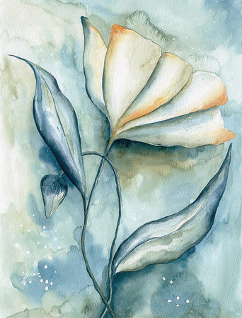 Watercolor Flower-Open Edition Prints-Fine art print from FINEPRINT co