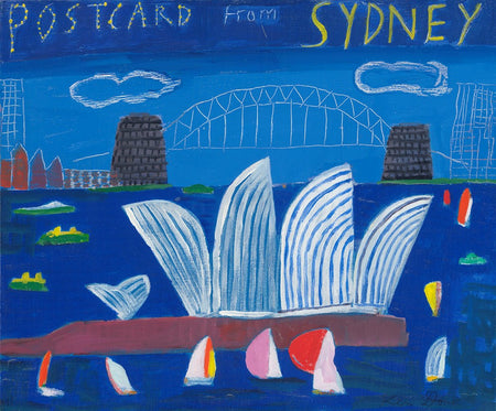 Postcard from Sydney, 2013
