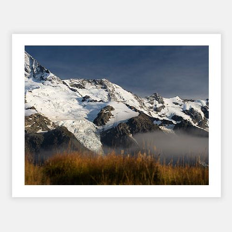 Mt Cook NZ V by Ross Spencer - FINEPRINT co