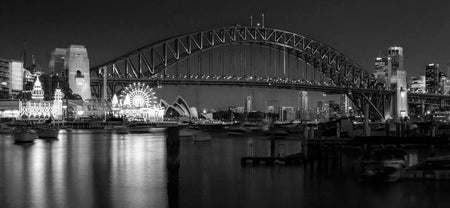sydney-bw by FINEPRINT co - FINEPRINT co