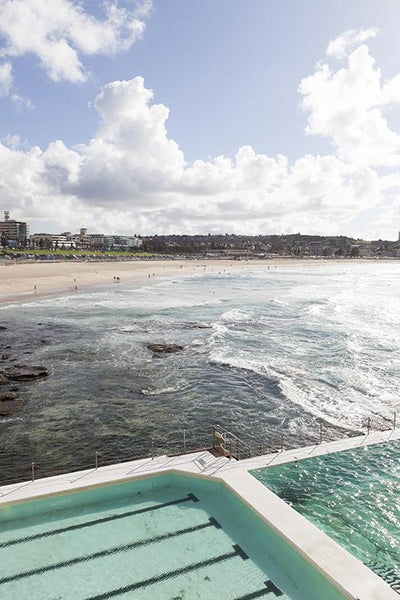 bondi-pools-two by FINEPRINT co - FINEPRINT co