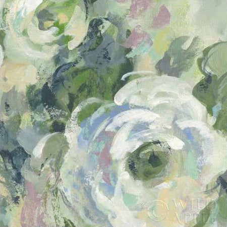 SAGE AND LAVENDER PEONIES III LIGHT-Open Edition Prints-Fine art print from FINEPRINT co