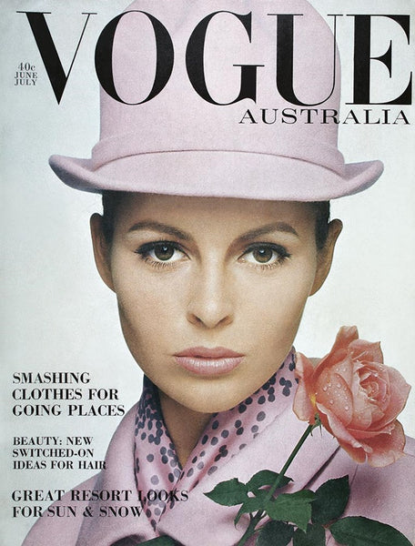 June 1966 Vogue Cover