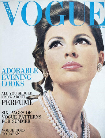 October 1968 Vogue Cover