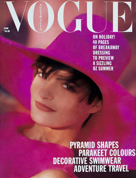 June 1989 Vogue Cover