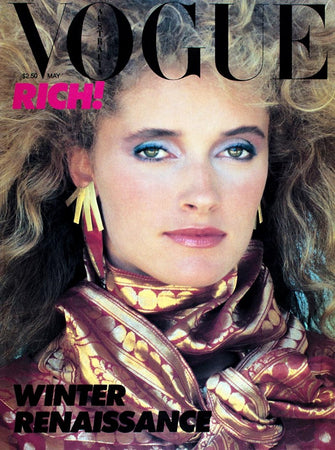 May  1982 Vogue Cover