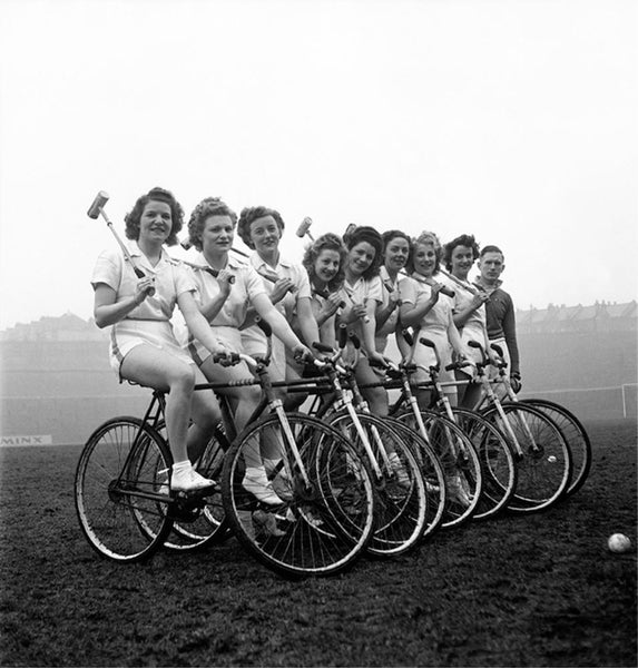 Bicycle Polo Team