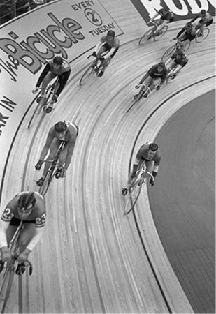 Six Day Cycling Event by FINEPRINT co - FINEPRINT co