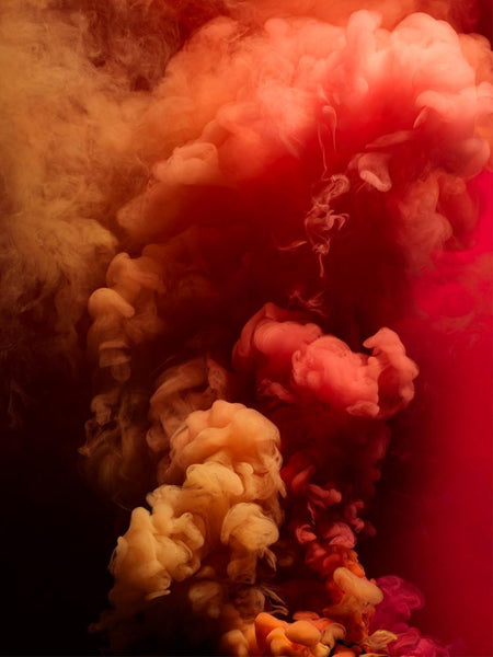 Colored smoke by Getty Images - FINEPRINT co