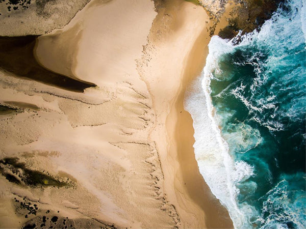 Beach And Sea by Getty Images - FINEPRINT co